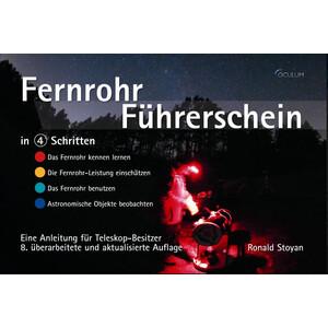 Oculum Verlag Buch Fernrohr Führerschein in 4 Schritten
