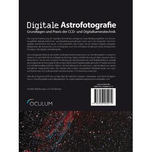 Oculum Verlag Buch Digitale Astrofotografie mit DVD