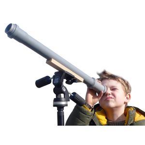 AstroMedia Kit Telescopio para montar Sunwatch Verlag