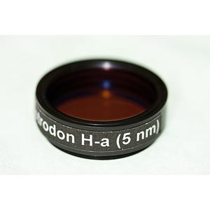"Astrodon Filtro a banda stretta High-Performance H-Alpha 5nm 1,25"""