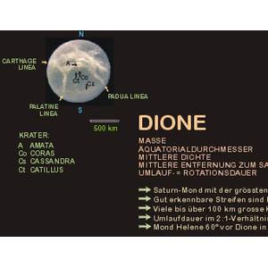 Planet Poster Editions Poster Il pianeta Saturno