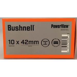 Bushnell Binoculares Powerview 10x42, Realtree Camo