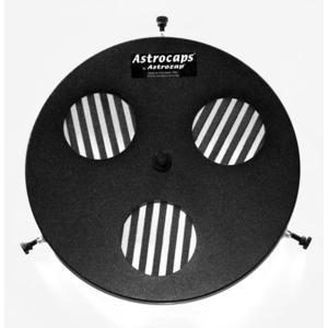 "Astrozap Maschera di Bahtinov per la messa a fuoco  per telescopi 10"" Schmidt-Cassegrain 280mm-298mm"
