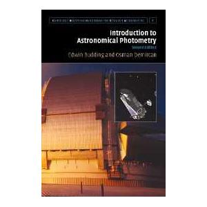 Cambridge University Press Libro Introduction to Astronomical Photometry