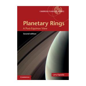 Cambridge University Press Libro Planetary Rings