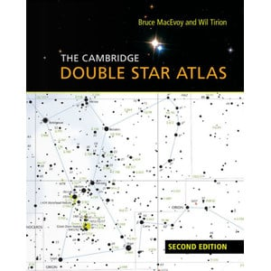 Cambridge University Press Libro The Cambridge Double Star Atlas