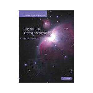 Livre Cambridge University Press Digital SLR Astrophotography