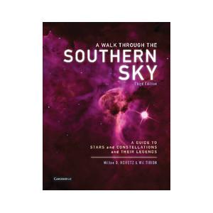 Cambridge University Press Buch A Walk through the Southern Sky