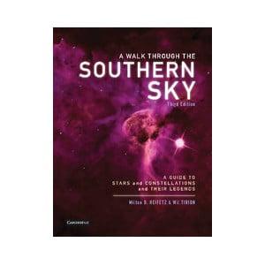 Cambridge University Press Libro A Walk through the Southern Sky