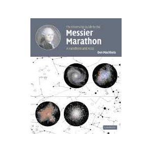 Cambridge University Press Libro La guida all'osservazione per la Maratona Messier