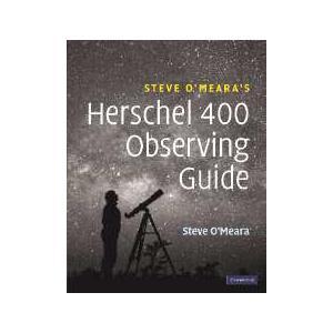 Cambridge University Press Libro Steve O'Meara's Herschel 400 Observing Guide