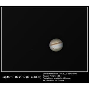 Skywatcher Telescope N 150/750 Explorer BD NEQ-3 Pro SynScan GoTo