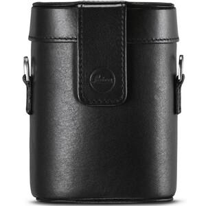 Leica Sac pour Jumelles en Cuir (noir) pour 10x 25