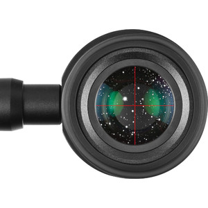 "Orion Oculares con retículo Ocular reticulado e iluminado 20mm 1,25"""