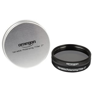 Omegon Filtro variable de polarización de 2""