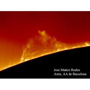 Télescope solaire Lunt Solar Systems Lunt ST 152/900 LS152T Ha B3400 FT PT OTA