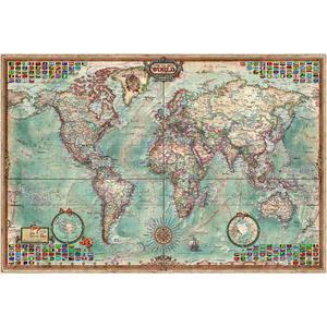 RayWorld Mapamundi Mapa Executive