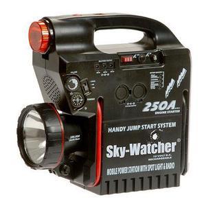 Skywatcher Pack accumulateur 17Ah avec lampe
