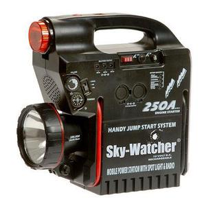 Skywatcher Power Tank, accumulatore ricaricabile da 17 Ah