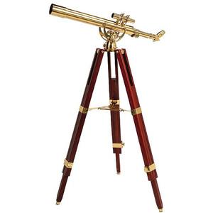 Helios Optics Brass telescope MT 60/700 28x
