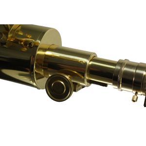 Omegon Telescop de alama MT 60/700 28x
