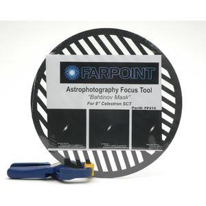"Farpoint Bahtinov focus mask for 8"" Celestron SC telescopes"