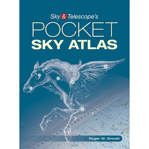 Sky Publishing Atlante Pocket Sky Atlas