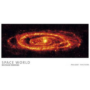 Palazzi Verlag Kalender Space World - Weltraum Panorama