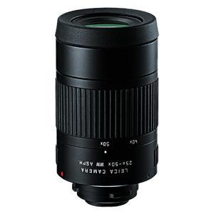 Leica APO-Televid 82 straight spotting scope + 25-50X zoom WA eyepiece