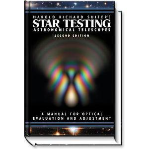 Livre Willmann-Bell Star Testing Astronomical Telescopes