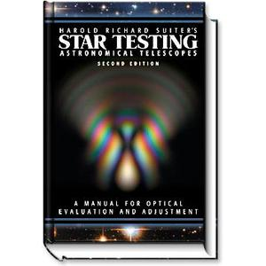 Willmann-Bell Book Star Testing Astronomical Telescopes