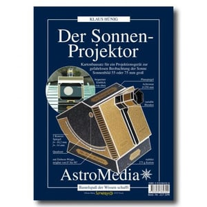 AstroMedia Bausatz Der Sonnen-Projektor