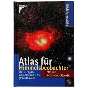 Kosmos Verlag Buch Kosmos Atlas für Himmels- Beobachter