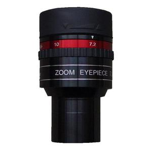 """Lunt Solar Systems 1.25"""" 7.2mm - 21.5mm zoom eyepiece"""