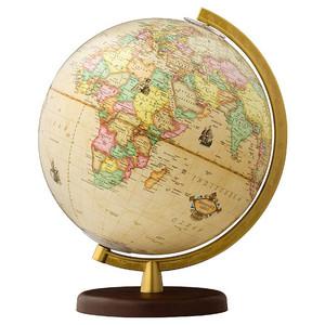 Terra by Columbus Renaissance Globe illuminé 26cm