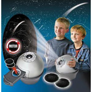 Bresser Heimplanetarium Deluxe mit Sternschnuppenfunktion
