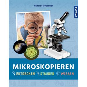Omegon MonoView, Mikroskopier-Set, 1200x incl. Buch