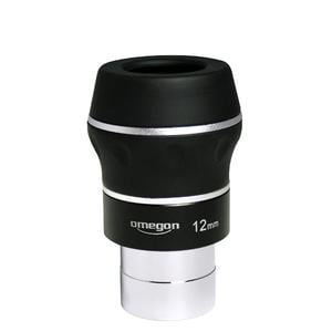 Omegon - Oculaire Flatfield ED 12 mm, coulant 31,75 mm