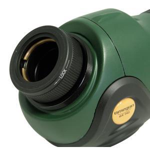 Omegon Catalejos con zoom ED 20-60x84mm HD de