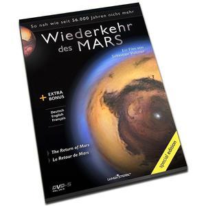 Lichtenstern Verlag Film Wiederkehr des Mars - Special Edition