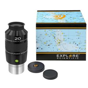 """Explore Scientific oculare 20mm 2"""" UWA"""
