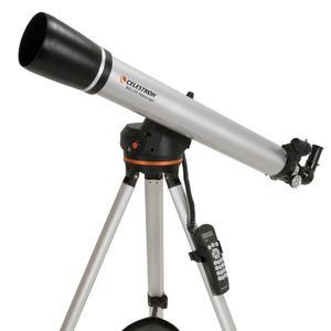 Télescope Celestron AC 80/900 LCM GoTo