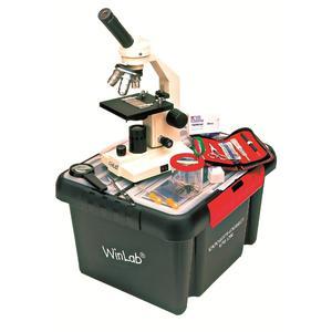 Windaus Microscopio Valigetta per microscopia HPM 1000/USB con videocamera USB
