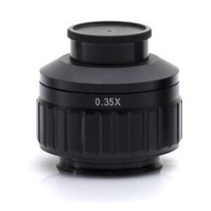 Optika Adattore Fotocamera M-620, c-mount, 1/3'', 0.35x, messa a fuoco regolabile
