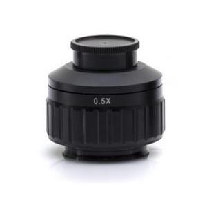 "Optika Adattore Fotocamera M-620.1, 1/2"" sensor, 0.5x, messa a fuoco regolabile"