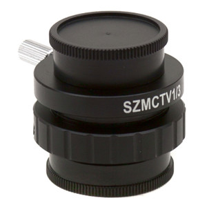 Optika Adattore Fotocamera ST-090, Adattatore videocamera CCD 1/3'' per serie SZM