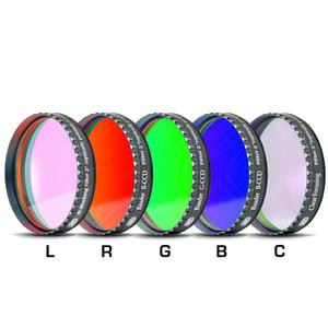 "Baader LRGBC-H-alpha 2"" 7nm OIII and SII  filter set"