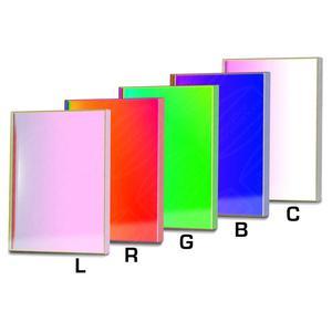 Baader Set de filtros LRGBC-H-Alfa 7nm 50x50mm, OIII y SII