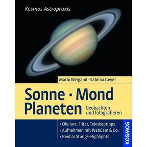 Kosmos Verlag Buch Sonne, Mond, Planeten beobachten und fotografieren