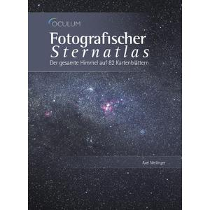 Oculum Verlag Buch Fotografischer Sternatlas
